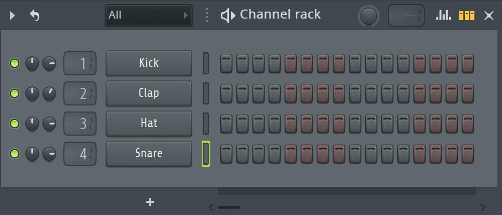 Channel Rack là gì?
