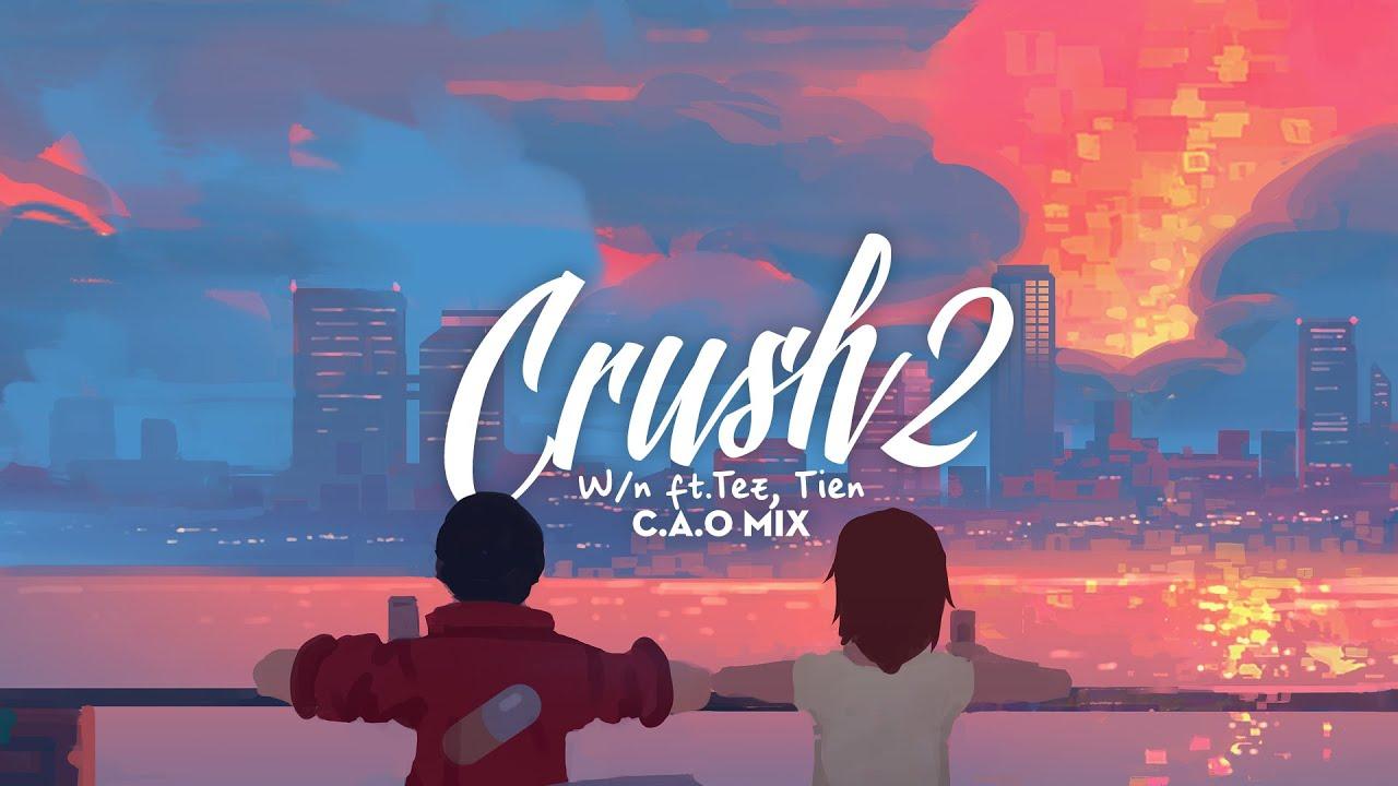 Acapella Vocal Crush 2 - W/n ft.Tez, Tien
