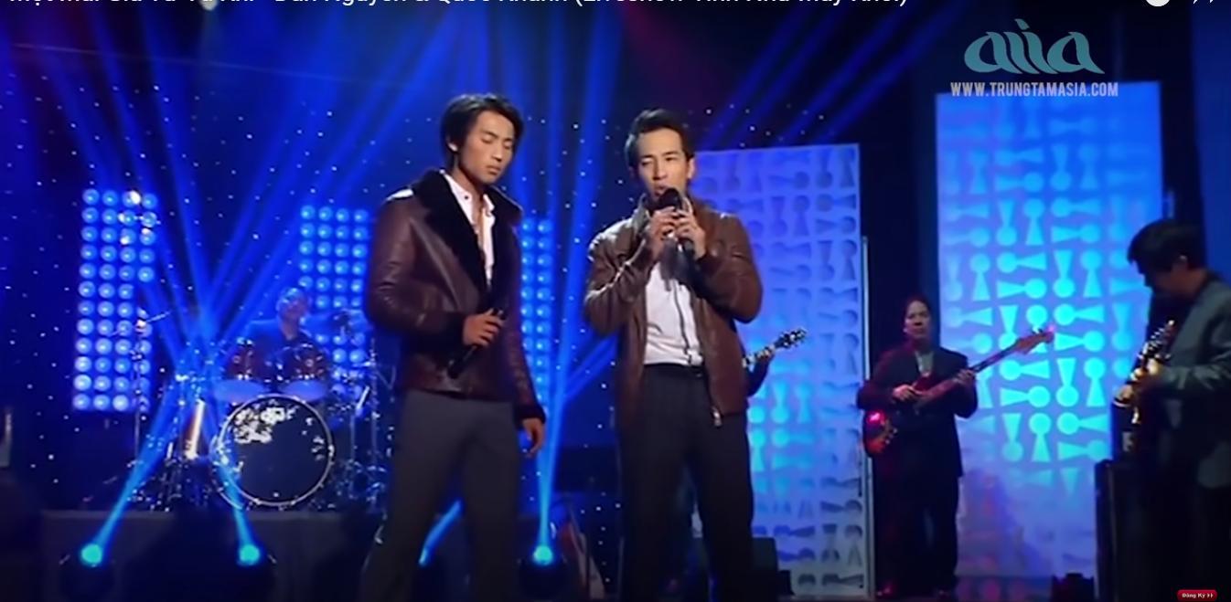 Acapella Vocal Một Mai Giã Từ Vũ Khí - Đan Nguyên & Quốc Khanh
