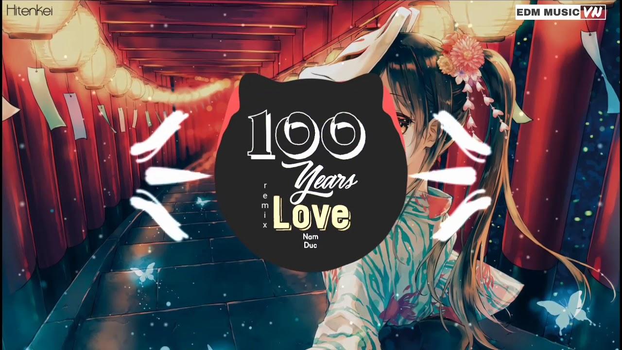 Acapella Vocal 100 Year LOVE - Nam Đức