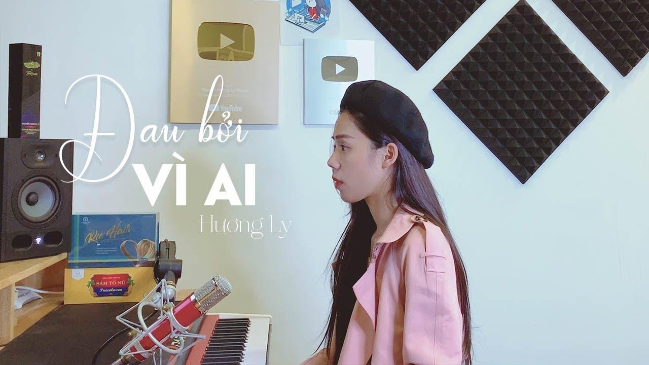 Acapella Vocal ĐAU BỞI VÌ AI - NHẬT PHONG - HƯƠNG LY