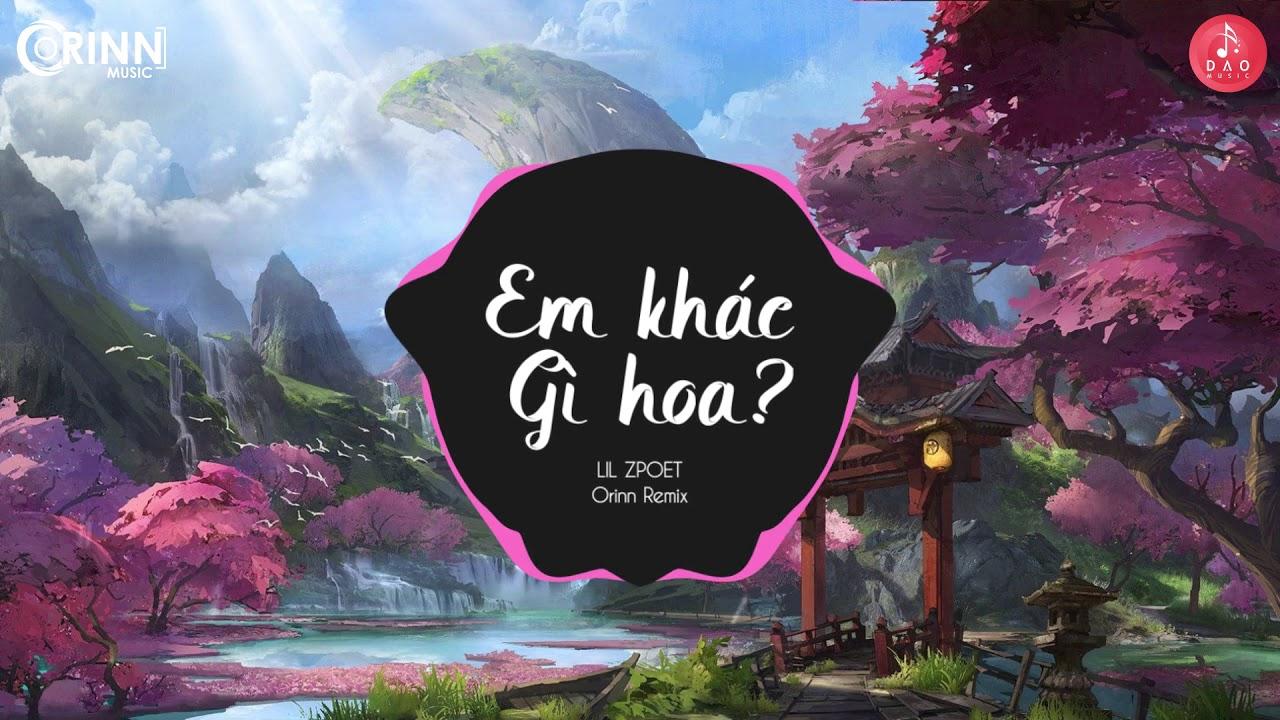 Acapella Vocal Em Khác Gì Hoa - LIL ZPOET